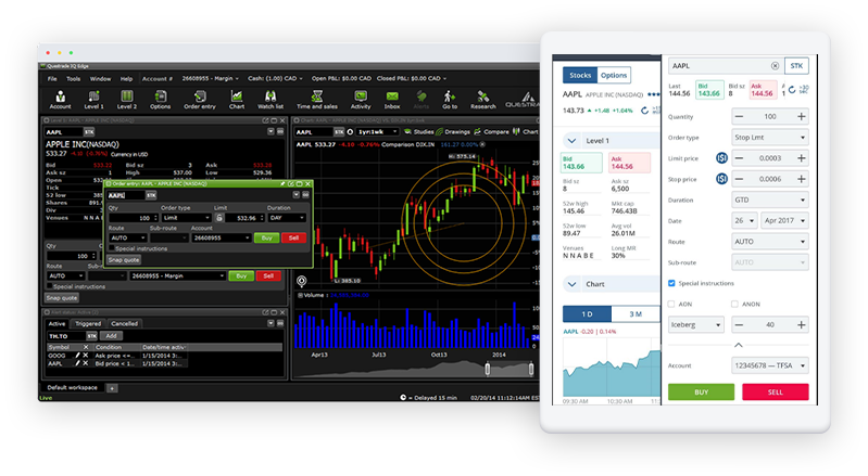 Building a High-Performance Equities Trading Platform for Questrade