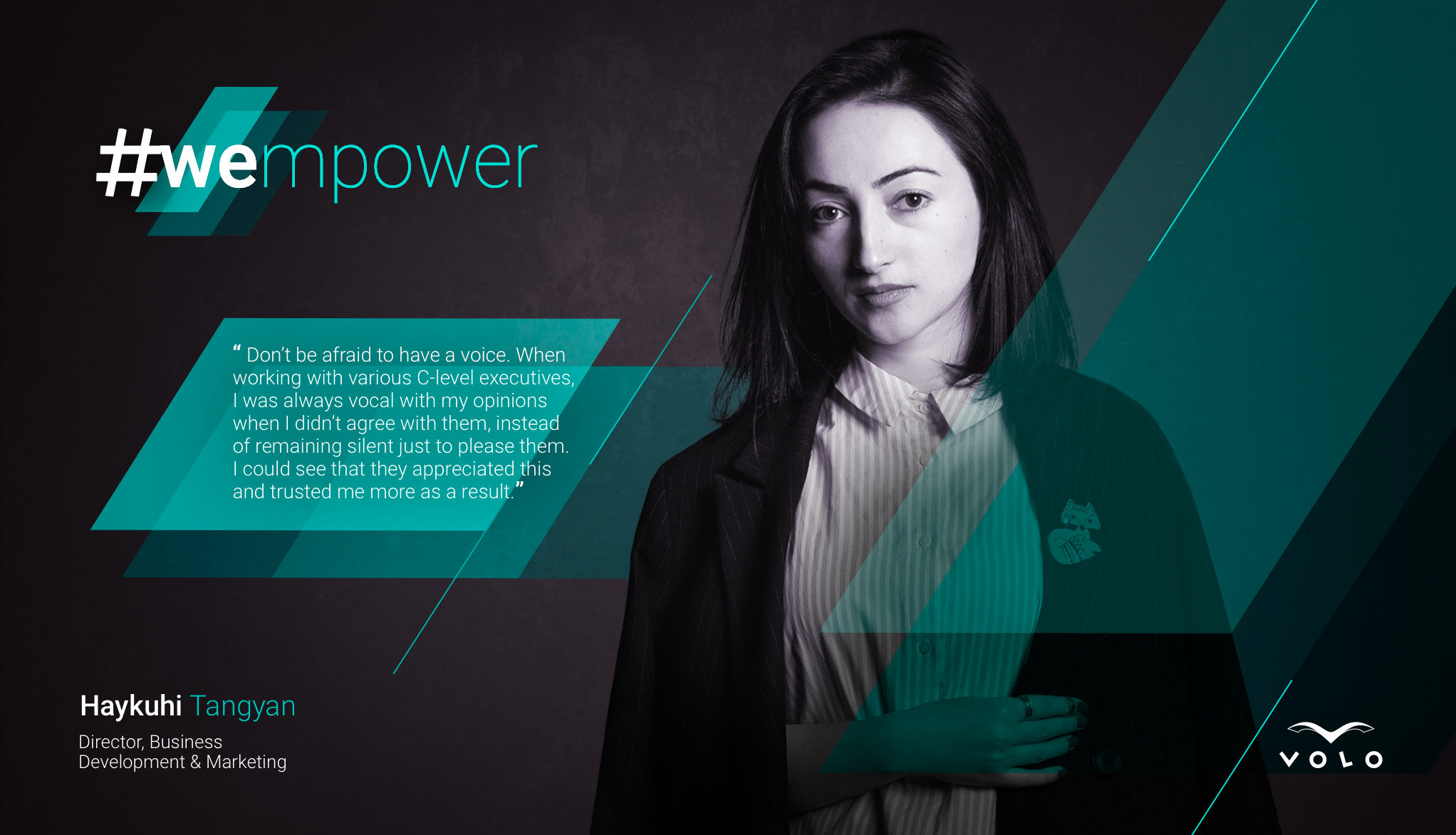 We Empower Women in Tech